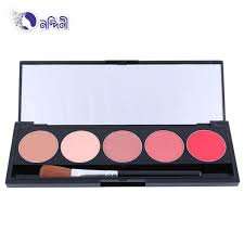 5 color cheek glow looks blush 12 5g