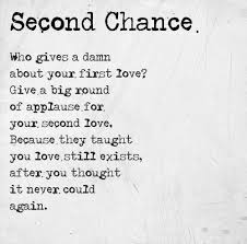 Second Love Quotes
