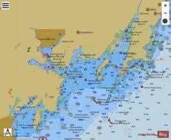 Mamaroneck Harbor Inset 9 Marine Chart Us12364_p2203