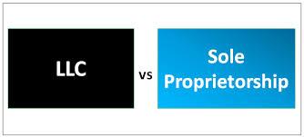Llc Vs Sole Proprietorship Top 7 Differences With