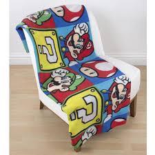 Super Mario Bros Bedroom Decor Official Nintendo Super Mario Brothers Bedding Duvet Cover Sets