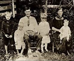 Itawamba History Review: The Itawamba Historical Society: The Kelso Family:  Fulton, Mississippi 1920
