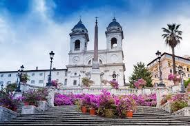 Sitzen und den ausblick genießen heißt es hier für fast jeden besucher der ewigen stadt. Bilder Spanische Treppe In Rom Italien Franks Travelbox
