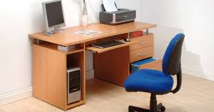 Particle Board Home Office Computer Desk Design