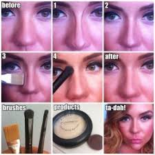 how to make p on nose look smaller with makeup mugeek vidalondon