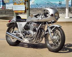 honda cb750 four cafe racer way2speed