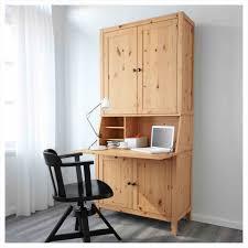 ... bureau ikea desk with pullout panel blackbrown dangle blanc laque  dangle ...