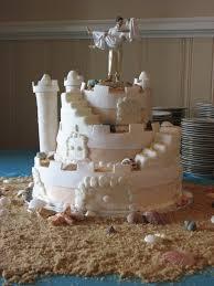 10 Wedding Cakes Sand Photo Sand Castle Wedding Cake Sand Castle