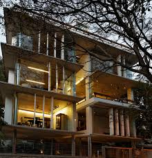 Design Thoughts Architects Bangalore Sjk Architects Office For A Production Studio