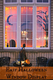 best 25 halloween window decorations ideas