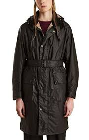 Amazon Com Barbour Womens Margaret Howell Ursula Waxed