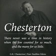 Gk Chesterton Quotes Simple Hermosas Imágenes Más Chestertonperfecto Faith Pinterest