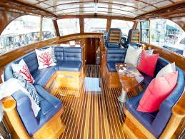 upgrading boat upholstery a modest