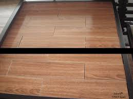 photo of ceramic tile flooring that looks like wood ceramic floor tile that looks like wood