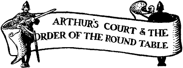 arthur s court and the order of the round table
