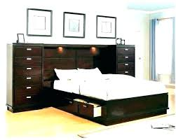 bedroom furniture sets modern leather queen size storage bed frame with side cabinet stool sto queen size bedroom sets