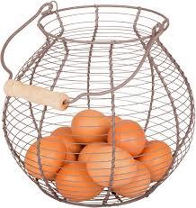 image vintage kitchen craft ideas. Design Wire Egg Basket Marvelous Vintage Gathering Ebay Chicken Uk Baskets For Image Kitchen Craft Ideas
