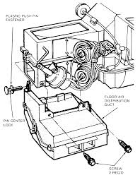 Heater core removal in a mercury grand marquis 1989 rh justanswer ford 5 0 heater hose diagram 94 ford ranger heater hose diagram