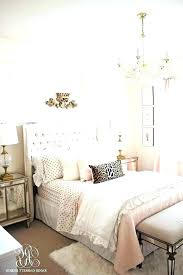 Pink And Gold Wall Decor Pink Gold Bedroom Pink Bedroom Ideas Pink ...
