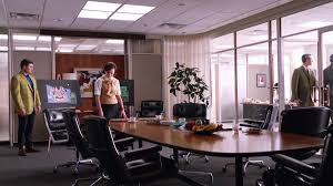 don draper office. Don Draper Office. Mad Men Black Time Life Executive Eames Chair In The Office