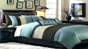 brown and blue king size comforter sets blue king size comforter sets and brown set home brown and blue king size comforter