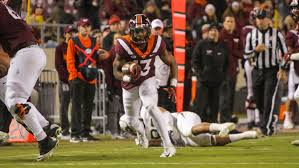 Vt Football Depth Chart Three Offensive Takeaways From Virginia Techs First 2019