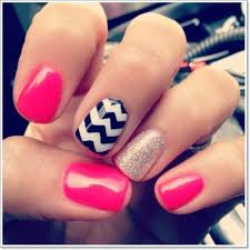 13 Cute Gel Nail Design Ideas - Katty Nails - Katty Nails