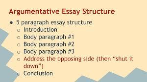 Transitional Words For Argumentative Essay Argumentative Writing And Transition Words Ppt Download
