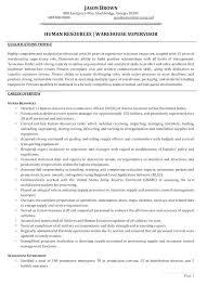 Warehouse Supervisor Resume Warehouse Supervisor Resume Sample Ndtech Xyz