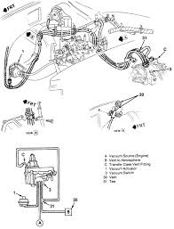 chevrolet 1 blazer i am looking for a vacuum hose routing graphic