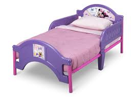 Bedroom: Minnie Mouse Toddler Bed With Canopy For Cute Teenage Girl ...