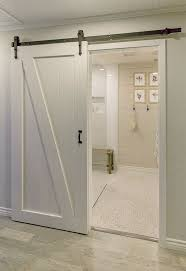 best 25 barn door for bathroom ideas 13 ceiling mounted sliding barn door hardware