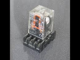 how to operate relay omron mk2p 220vac youtube Ice Cube 11 Pin Relay Wiring Diagram how to operate relay omron mk2p 220vac 11 Pin Relay Base Layout