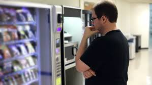Man Vs Vending Machine Best Vending Machine RoyaltyFree Stock Video In 48K And HD Shutterstock