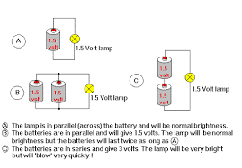 series parallel battery wiring diagram series wiring diagrams