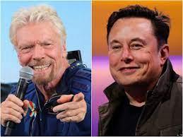 Elon Musk Visited Richard Branson's ...