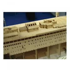 rms titanic model boat kit