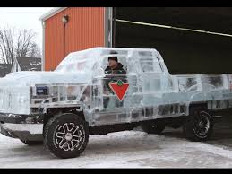 Video: The Coolest Chevy Ice Truck You've Ever Seen - Truck Trend