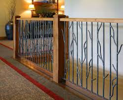 in door railing | ... interior railing designs | Iron Design Center NW -