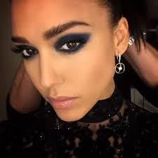 best makeup dark brown eyes