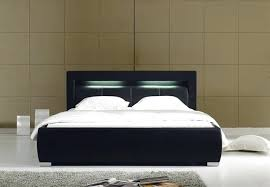 black modern bedroom furniture. Brilliant Black Modern Bed Frame Black    Throughout Black Modern Bedroom Furniture