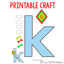 Letter K Activities for Preschool Printable Pack - Fun with Mama