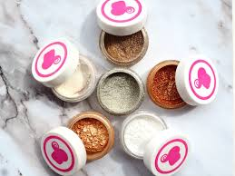 peaches cream eyeshadow pigments gatsby wish famous prin disco and pearl