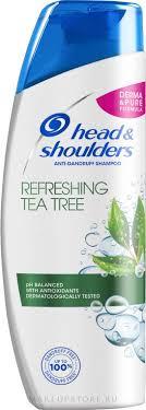 Head & Shoulders <b>Tea</b> Tree <b>Shampoo</b> - <b>Шампунь</b> против перхоти ...