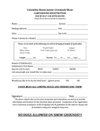 This form entails material facts on the purchaser and seller, the trailer, date of sale and signature for authentication of purchase. 13 Printable Horse Trailer Rental Agreement Forms And Templates Fillable Samples In Pdf Word To Download Pdffiller