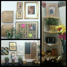 cheap office cubicles. cubicle decor chic and cheap desk collage gold black white rosegold diy u2026 pinteresu2026 office cubicles l