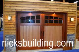 OVERHEAD GARAGE DOORS CAROLINA   NICKSBUILDING.COM