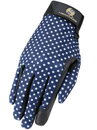 Heritage Pattern Print Performance Gloves Hg120