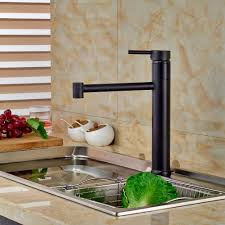Bronze Kitchen Sink Faucets Kitchen Tile Wall With Counter Top Also Windows Blind And Oil