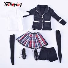<b>1/6 Scale</b> Clothes Accessoires <b>Female Figure</b> corset Leather ...